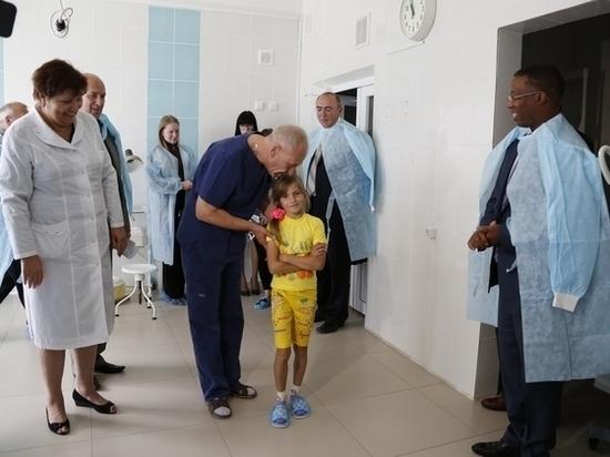 Врачи международной миссии «Лицом к будущему» проконсультируют ульяновских детей