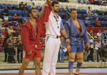 Калининградский самбист привёз с Кипра бронзовую медаль чемпиона Европы