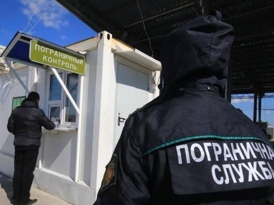 В Крыму пограничники задержали четырех граждан Украины в розыске