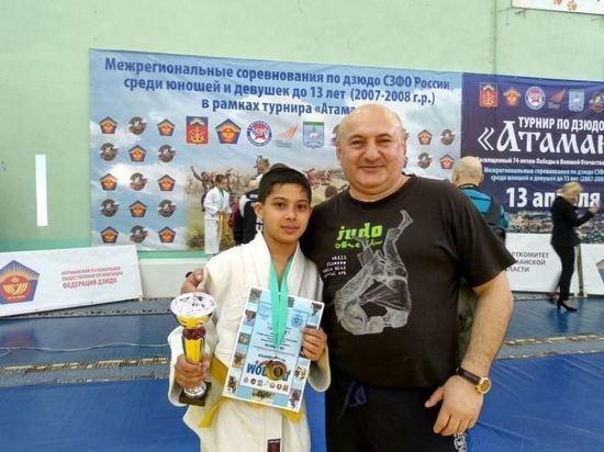 Пскович выиграл межрегиональные соревнования по дзюдо