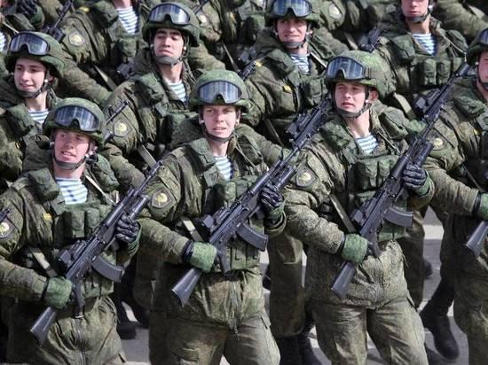 Под весенний призыв в Крыму попадут 2,8 тысяч человек
