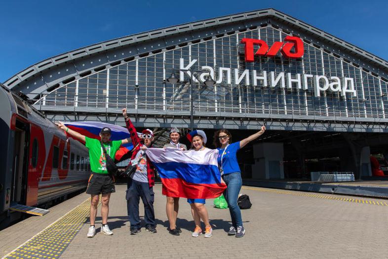 Крым ваш, а Калининград - это запад : рассказ понаехавшей