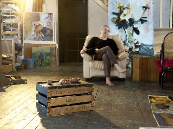 Художник с чувством воздуха Ася Феоктистова: «Ошибки важнее побед»