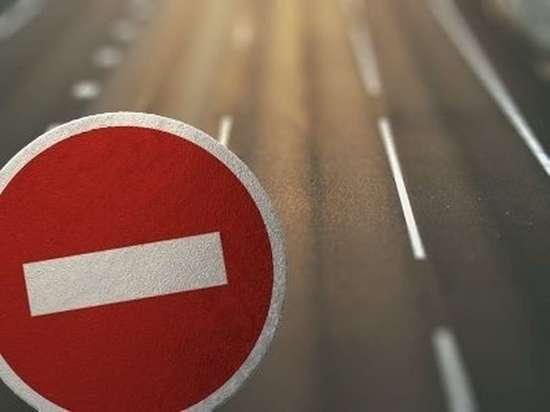 У водителей будут трудности с проездом по Северо-Восточному шоссе