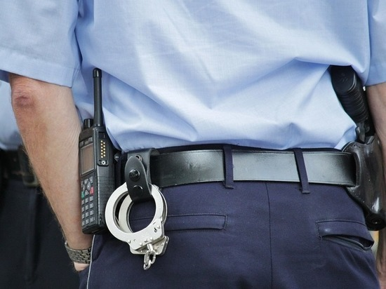 Полицейские в Пскове организовали погоню за пьяным водителем