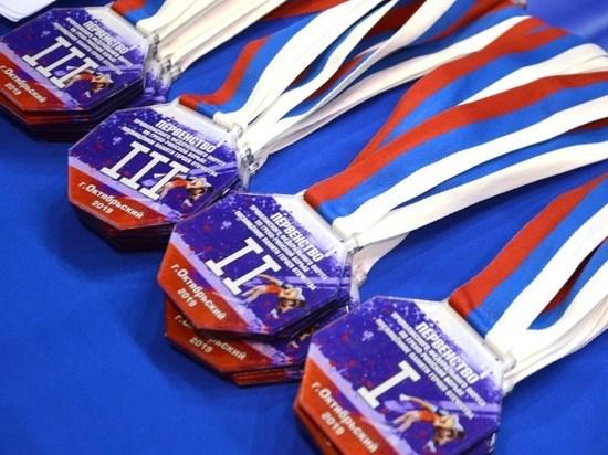 Мордовские борцы завоевали медали на первенстве ПФО