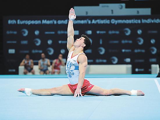 Триумф россиян на чемпионате Европы по спортивной гимнастике: семь золотых