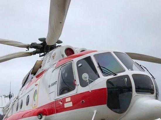 Двух пациенток из Нелидово экстренно доставили вертолетом в Тверь