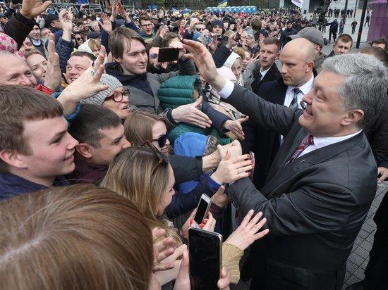 Может ли еще Порошенко победить Зеленского на выборах президента Украины