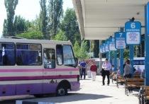 В Грушевке возобновила работу транзитная автостанция