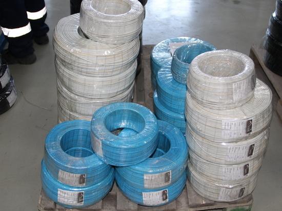 Алтайский кабельный завод поставляет продукцию на всю Россию