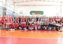 В Новотроицке при поддержке Металлоинвеста прошел международный турнир по волейболу