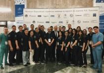 Нижегородцы блестяще выступили на студенческой олимпиаде по хирургии