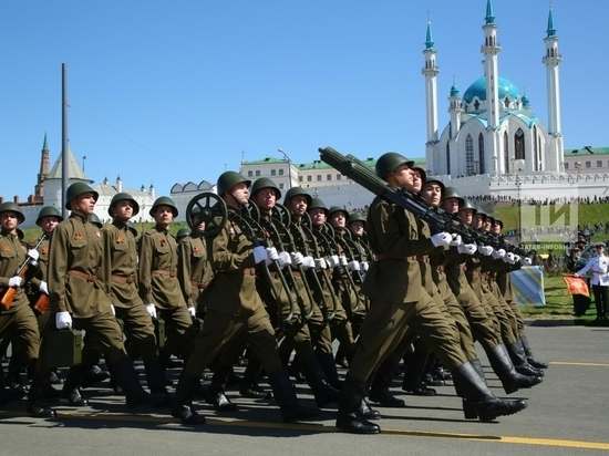 Стала известна сумма празднования Дня Победы в Казани
