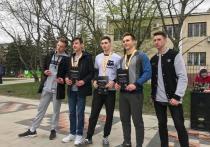 Воркаут-тур собрал в Железноводске более 1000 человек