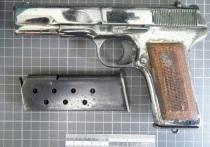 Житель Светлого хранил дома пистолет «Токарев» и боевые патроны