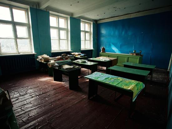 Прокуратура проверила школу с кривыми полами и стенами в Гыршелуне