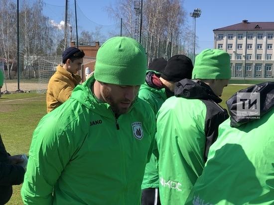 Хоккеист Артем Лукоянов переходит в футбольную команду «КАМАЗ»