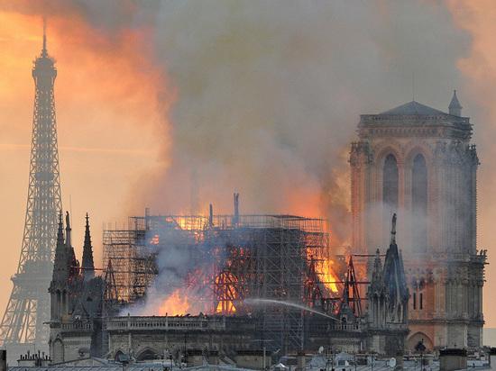 «Камни важнее людей»: собранный на восстановление Нотр-Дама миллиард рассорил французов