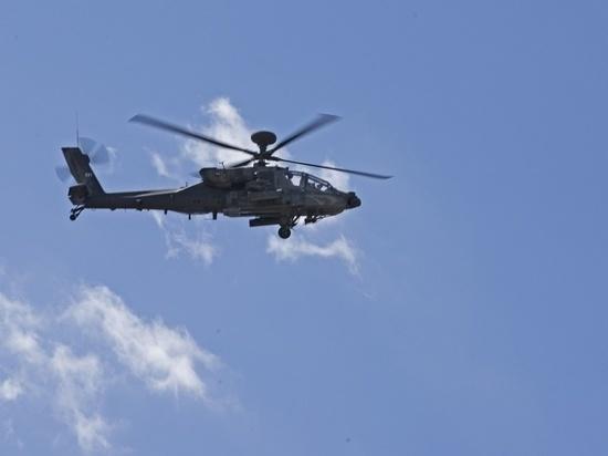 Эксперт высмеял отправку вертолетов в Эстонию для защиты от России