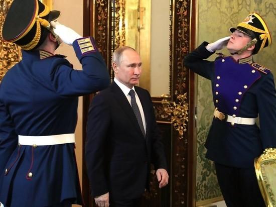 Путин вновь не попал в рейтинг Time самых влиятельных людей