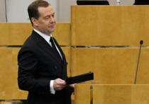 Отчет Медведева в Госдуме назвали «не слишком честным»: запутался в тормозах