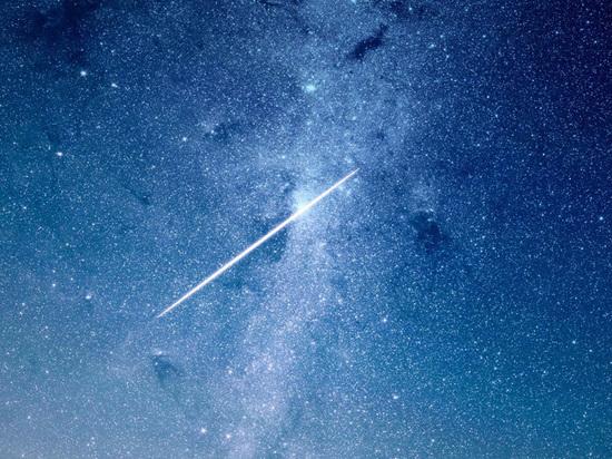 В атмосфере Земли сгорел метеор из другой галактики