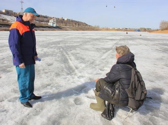 Эксперт: «Спасать ли рыбаков на льдине? Нет»