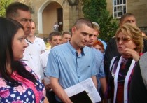 Журналисты Кисловодска выдвигают Валентину Матвиенко на присвоение почетного звания