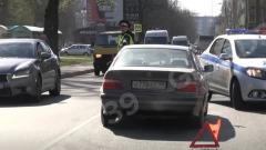В Калининграде девушка-водитель сбила пешехода