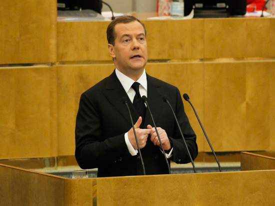 Отчет Медведева в Госдуме заставил вспомнить Марка Твена