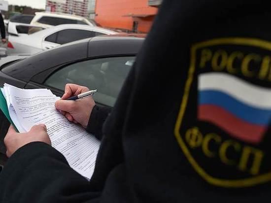 Расставание с авто заставило должника из Саранска одуматься