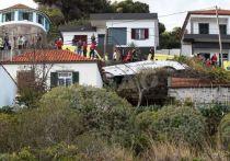 Обнародованы подробности ДТП с туристическим автобусом в Португалии