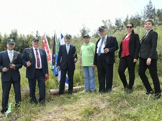 Белоруссия и ЕНФ-ККЛ начинают обмен опытом
