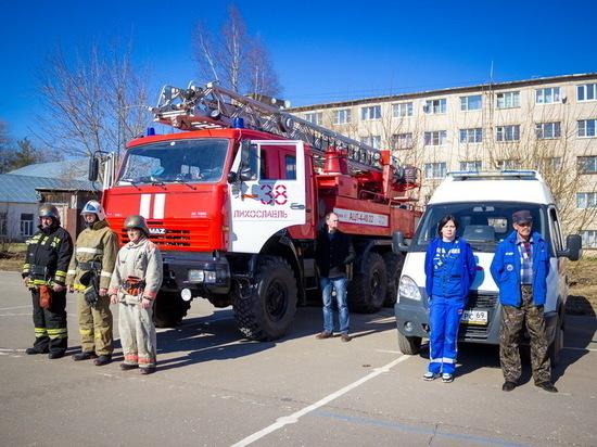 Особый противопожарный режим ввели на территории Лихославльского района