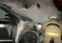 В ночных пожарах 18 апреля в Ивановской области горели автомобиль и частный дом