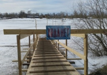 Чёртова дюжина: всего 13 ледовых дорог осталось в Архангельской области