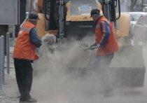 Ночной уборкой в Иванове занимались двенадцать машин