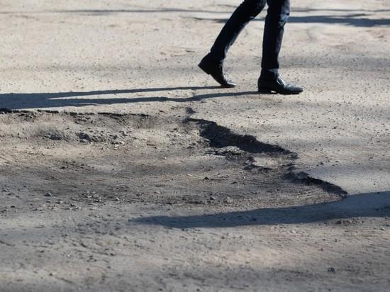 В Пскове планируют отремонтировать самый проблемный участок улицы Юбилейной