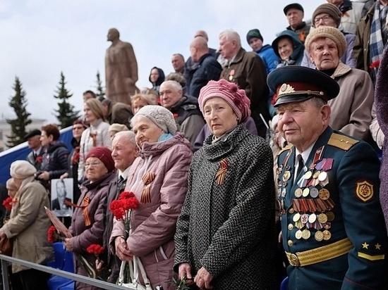 Выдача приглашений на парад Победы в Кирове начнется с 23 апреля