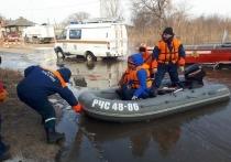 В Свердловской области из-за паводка ограничено сообщение с 27 населенными пунктами
