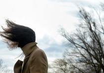 В Хакасии сильный ветер может принести обильный снегопад