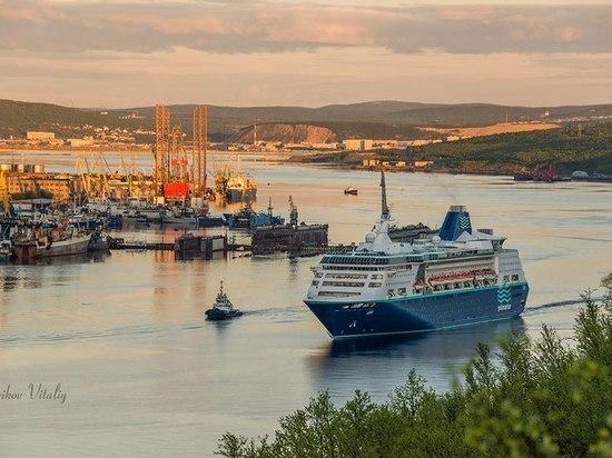 В круизную навигацию 2019 года  Мурманск посетят 2000 туристов