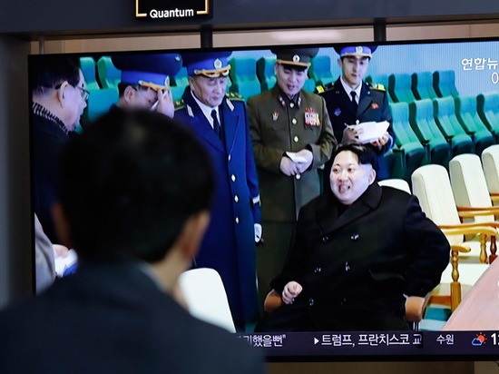 Ким Чен Ын перед визитом в Россию поиграл военными мускулами