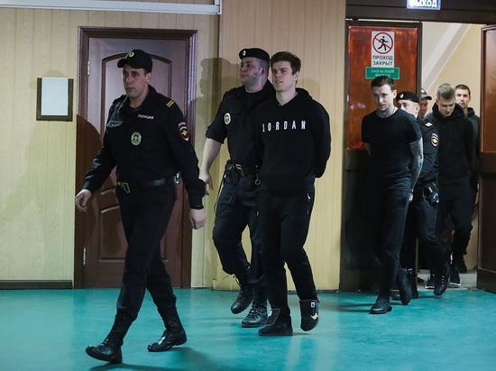 Жена предсказала Александру Кокорину реальный срок
