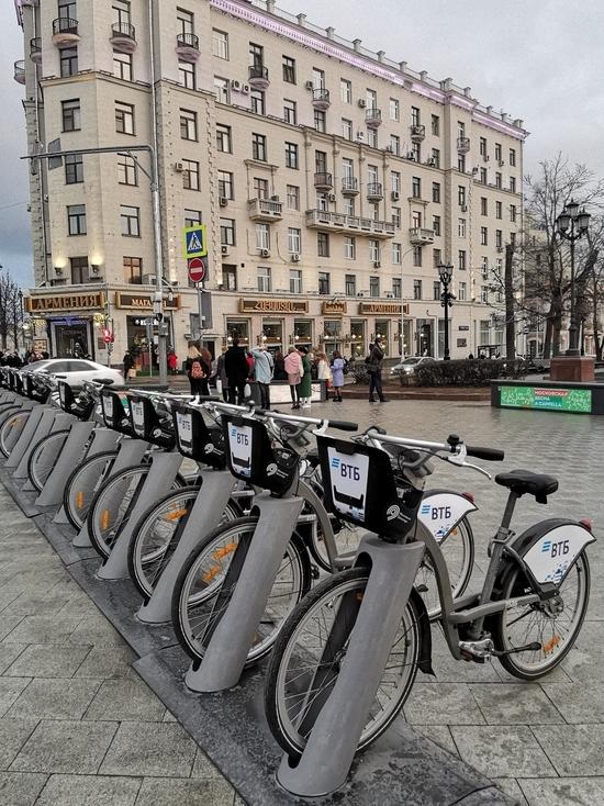 В этом году городской прокат велосипедов откроется раньше