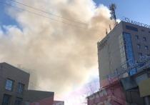 Пожару в отеле «Аврора» в Челябинске присвоен повышенный номер сложности