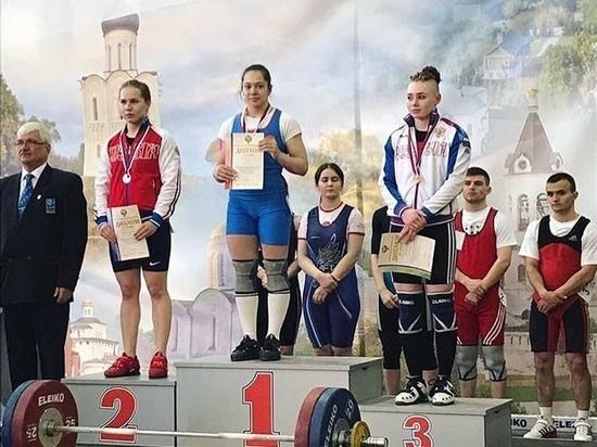 Мордовская тяжелоатлетка завоевала «бронзу» первенства России