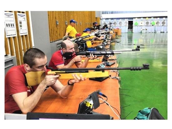 Серпуховичи стали призерами областного чемпионата по стрельбе