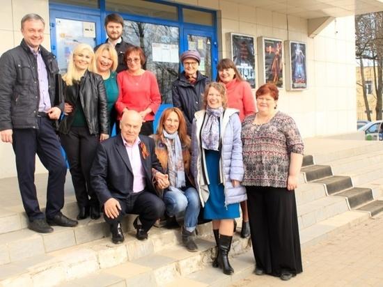 Вокалисты Жарковского района приняли участие в патриотическом конкурсе